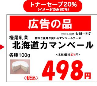トナーセーブ20%(イメージのみ30%)