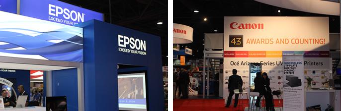EPSON Canon