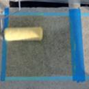 STEP2.下地への専用接着剤(CPG Adhesive Ⅰ)の塗布および乾燥