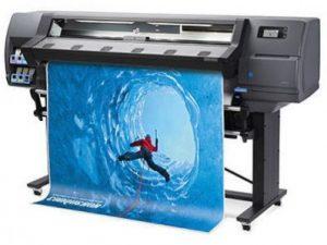 ラテックスプリンターで印刷可能