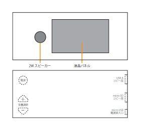 スリム液晶モニター(電子POP)