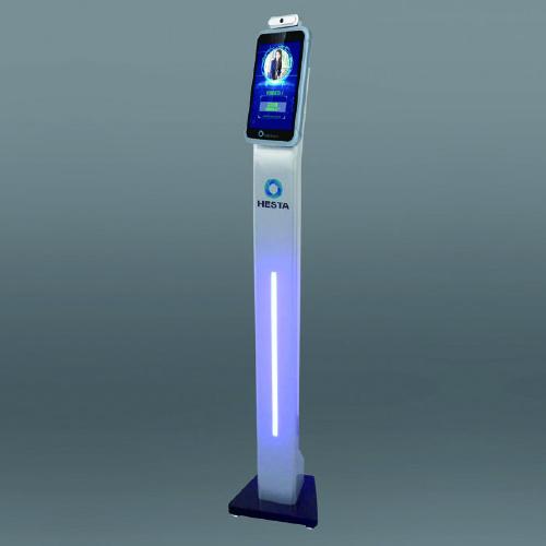 非接触温度センサー搭載システム
