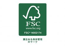 FSC森林認証紙 マーク