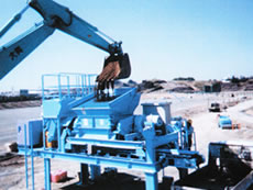 土質改良機