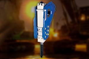油圧ショベル用ブレーカー(アタッチメント)