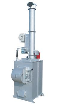 廃プラ・木材・紙用小型焼却炉耐火材式 MDPII 400N