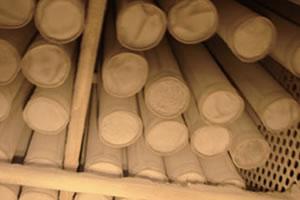 焼却炉・集塵機 ろ布・バグフィルターの交換工事