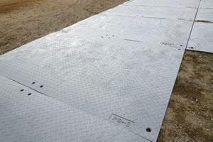 樹脂製・敷板