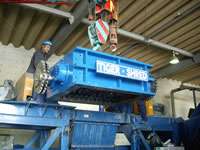 RPF製造設備の改修・移設工事