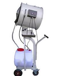 粉塵対策 「クリーンミスト・スポット」 クリーンミストスポット 固定タイプ