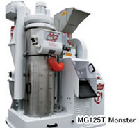 銅線剥離機『MG』 MG 125T Monster