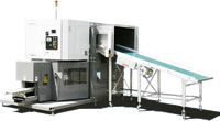 電熱式 発泡スチロール溶融機(100kg/時) ベルトコンベアタイプ