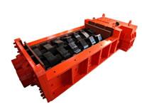 産廃用 二軸破砕機 小型機(40馬力)