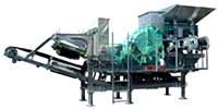 大型 瓦・レンガ用 破砕機ユニット