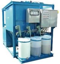 小型濁水処理装置標準機