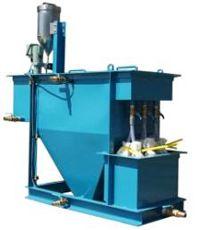 小型濁水処理装置 小型機