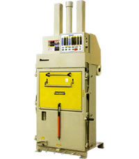 小型圧縮梱包機 (手動結束タイプ) スタンダードタイプ