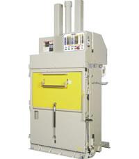 小型圧縮梱包機 (手動結束タイプ) ワイドタイプ