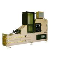 自動連続式圧縮梱包機