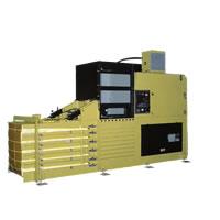 自動連続式圧縮梱包機 自動連続式圧縮梱包機 PAW