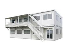 4.82坪 5連棟 2階建て