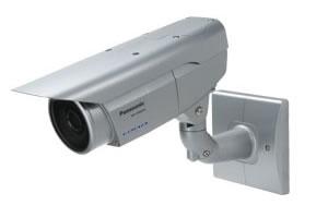 ネットワークカメラ WV-SPW310