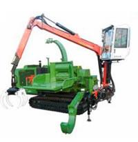 発電用 木材チップ製造機(小型・中型・大型) 100~120m<sup>3</sup>/h