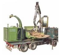 発電用 木材チップ製造機(小型・中型・大型) 70~80m<sup>3</sup>/h