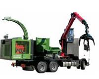 発電用 木材チップ製造機(小型・中型・大型) 110~130m<sup>3</sup>/h