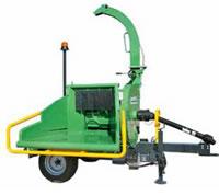 発電用 木材チップ製造機(小型・中型・大型) 15~20m<sup>3</sup>/h