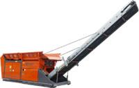 アリエス -ARJES- 大型二軸破砕機 VZシリーズ VZ850 D