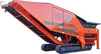 自走式 二軸破砕機 ARJES(アリエス)VZシリーズVZ950 titan