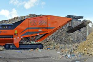 循環経済新聞にアリエス社製 自走式二軸破砕機が掲載されました。