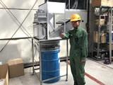 処理品目の拡大のご相談を受け、廃蛍光管処理をご提案。事業計画からリサイクルルートまでサポートします。