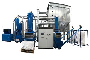 乾式 銅ナゲット製造機 TECNO ECOLOGY
