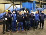 地域のリサイクル需要に貢献するため、飲料容器処理ラインの能力を増強