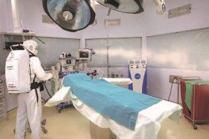 次亜塩素 病院