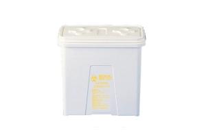 プラスチック製 感染性廃棄物処理容器メディカルペールシリーズ K#20D-2 容量20L