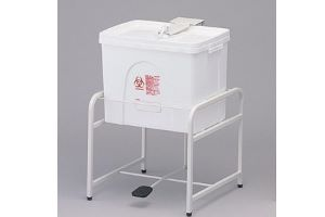 医療廃棄物容器ホルダー