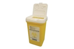 注射針用 小型廃棄容器メディペール M-1 容量0.53Lクラス