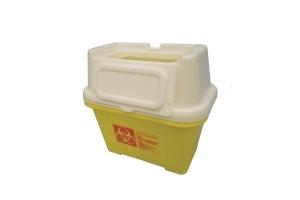 注射針用 小型廃棄容器メディカルクリーナーボックス 2L