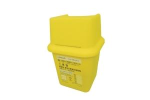注射針用 小型廃棄容器シャープセイフ 4L
