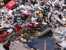 一般廃棄物。混合廃棄物