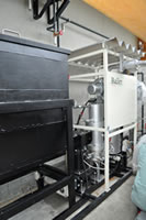 1万kcal/h 温水ボイラー