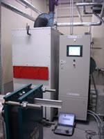 10万kcal/h 温水ボイラー