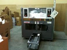 納入事例3・発泡スチロール減容機・50kg/hタイプ