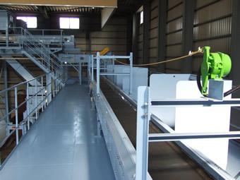 飲料容器リサイクルライン1