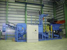 リサイクル機器の導入