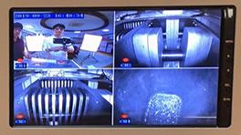 内蔵カメラによる攝影機能