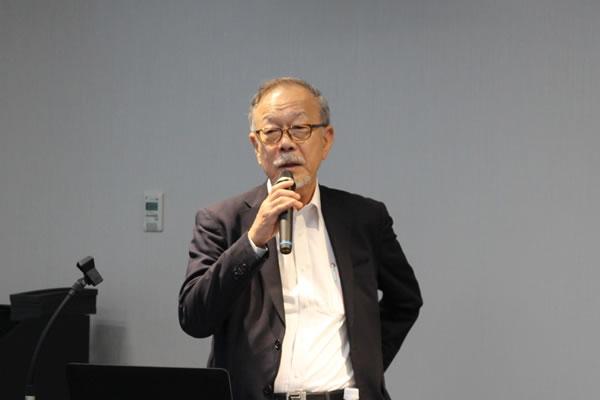 一般社団法人日本RPF工業会 事務局長 補佐 長橋和男氏